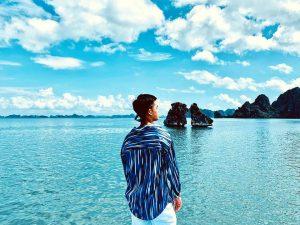 """Hành trình theo chân """"trai đẹp"""" 4 ngày vi vu Cát Bà – Vịnh Lan Hạ – Vịnh Hạ Long – Yên Tử"""
