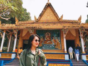 Chẳng cần đi Thái, cứ đến Sóc Trăng là có ngay bộ ảnh check-in xứ sở Chùa Vàng