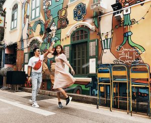 Trở lại Singapore – Dancing with the sunshine!!!