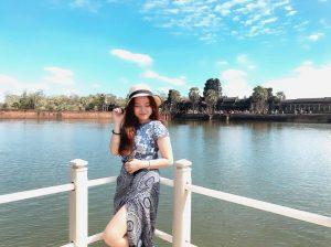 Kinh nghiệm du lịch Seam Reap (Campuchia) 3N2Đ của cô gái trẻ