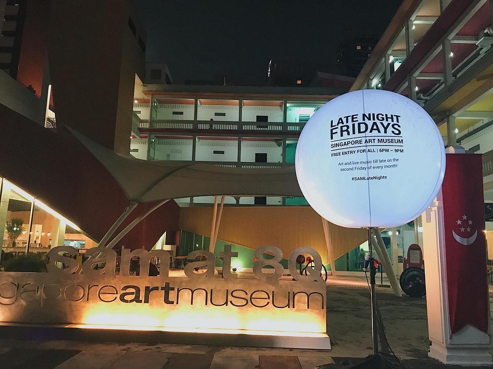 Bảo Tàng nghệ Thuật Singapore, rất đáng để đi