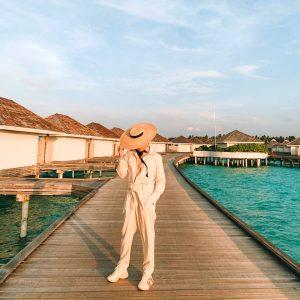Maldives ơi! Thiên đường ơi! Chờ ta nhé!