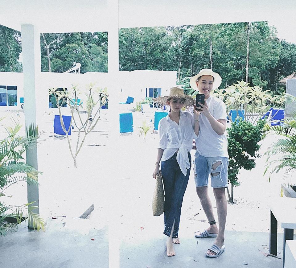 Resort trên đảo Kohrong Saloem Campuchia