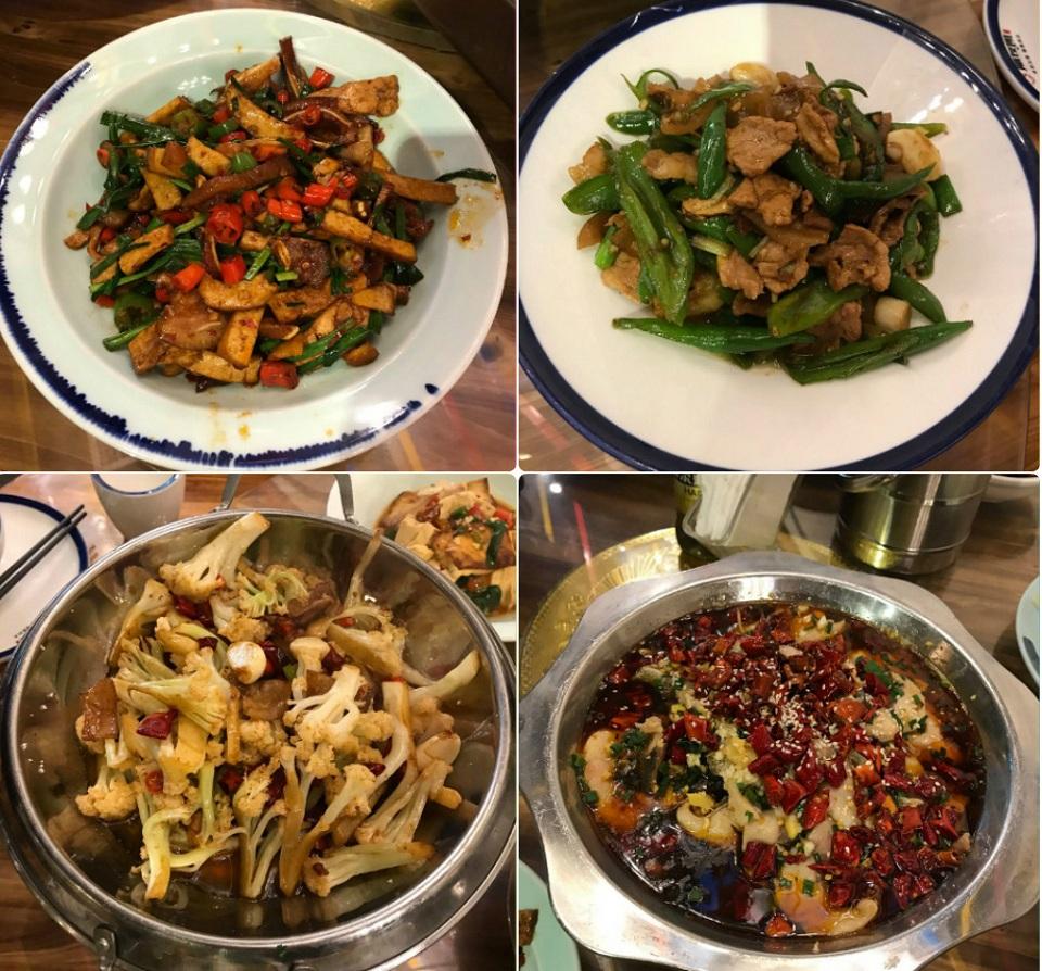 Ẩm Thực Phượng Hoàng Cổ Trấn | Vietnam Booking