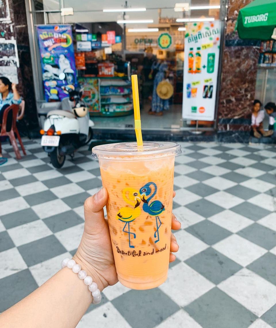 Trà sữa Campuchia