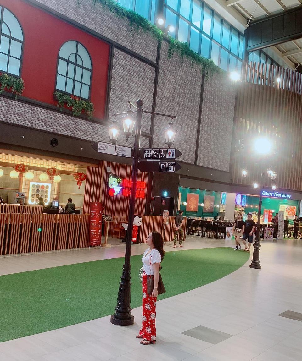 Aeon Mall ở Phnong Pênh, Campuchia