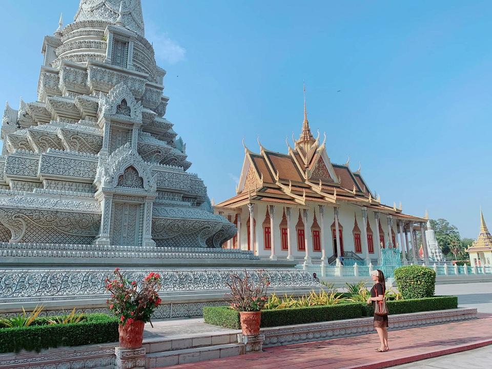 Hoàng cung Campuchia | Du lịch Campuchia