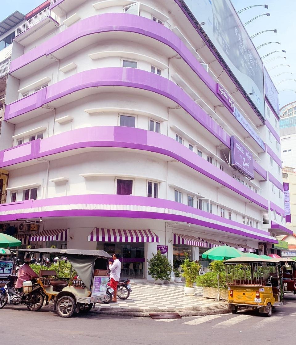 Khách sạn tại Phnom Penh, Campuchia | Vietnam Booking