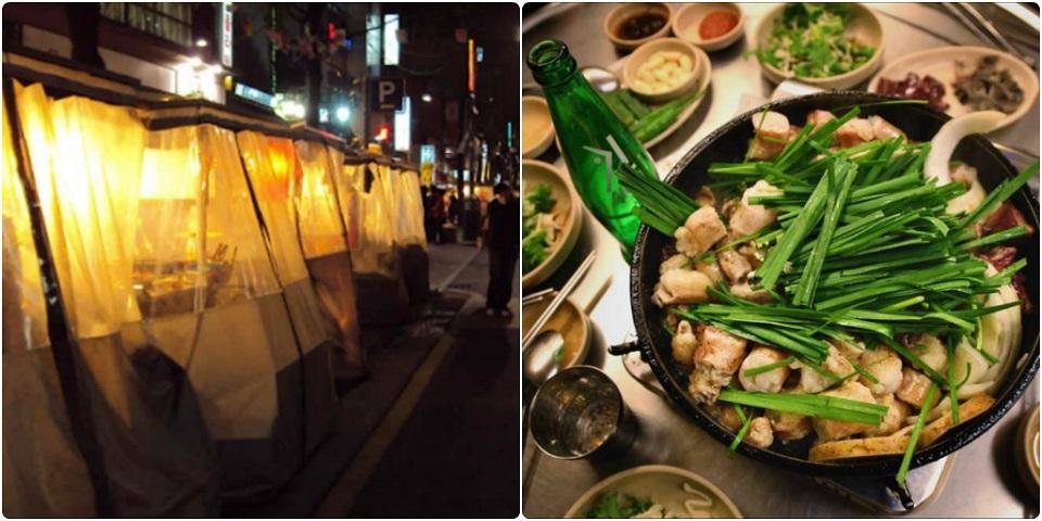 Lòng nướng Wangsimni Seoul Hàn Quốc