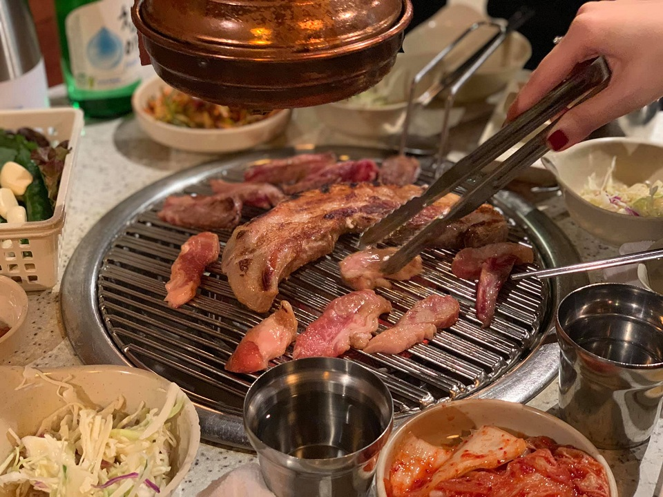 Thịt nướng Hàn Quốc, Seoul