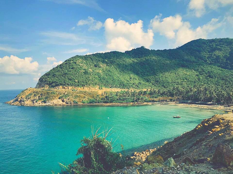 Bãi biển Nam Du