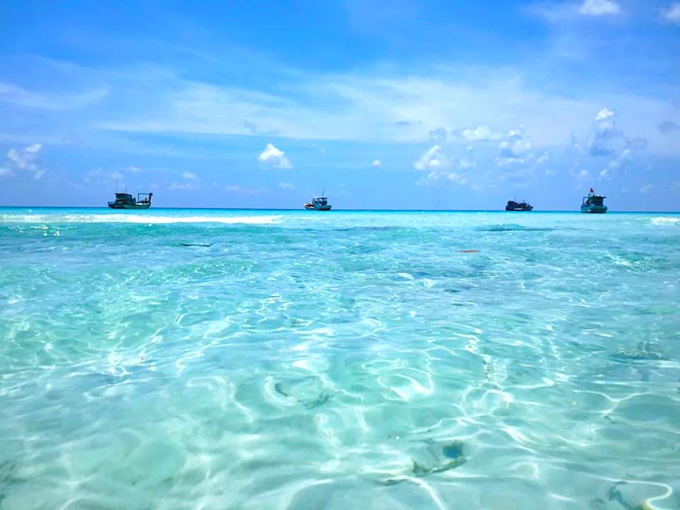 biển Nam Du