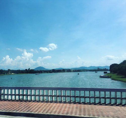 Quảng Nam – Đà Nẵng – Huế – Quảng Trị: Con đường di sản miền Trung (phiên bản cách điệu)