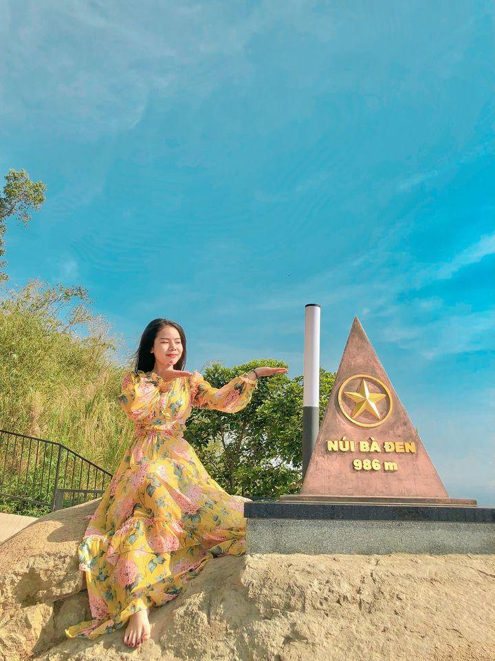 Review nui Ba Den - Tay Ninh 2 ngay 1 dem