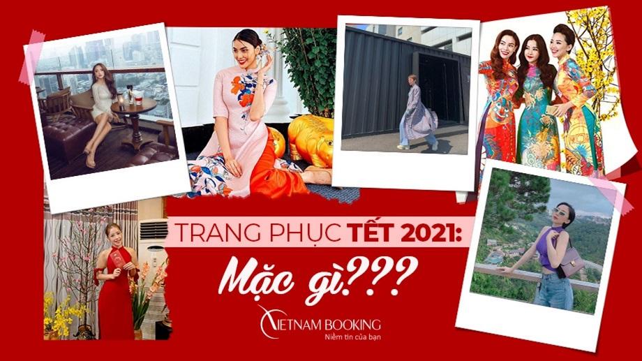 Trang phục Tết 2021