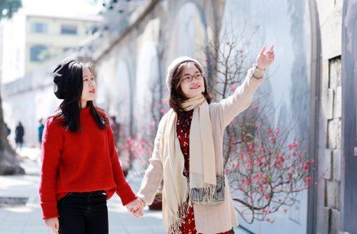 Điểm danh những địa điểm chụp hình Tết 2021 đẹp nhất tại Hà Nội