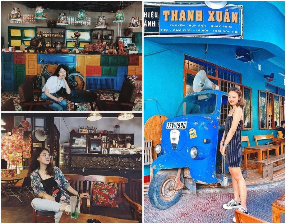 Quán cafe đẹp ở Quy Nhơn