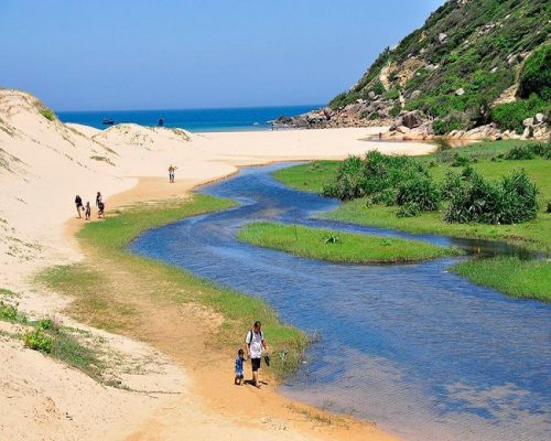 Chuyến đi Phú Yên tự túc trọn vẹn