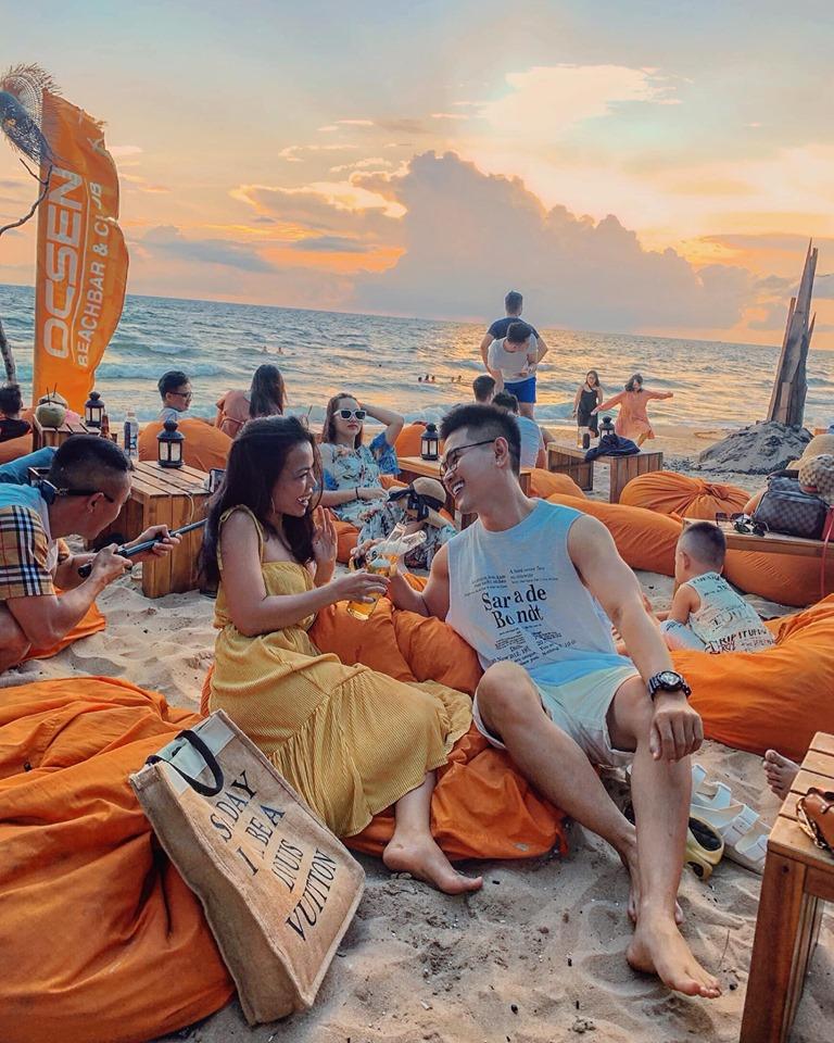 Ốc sên Beach Bar Phú Quốc